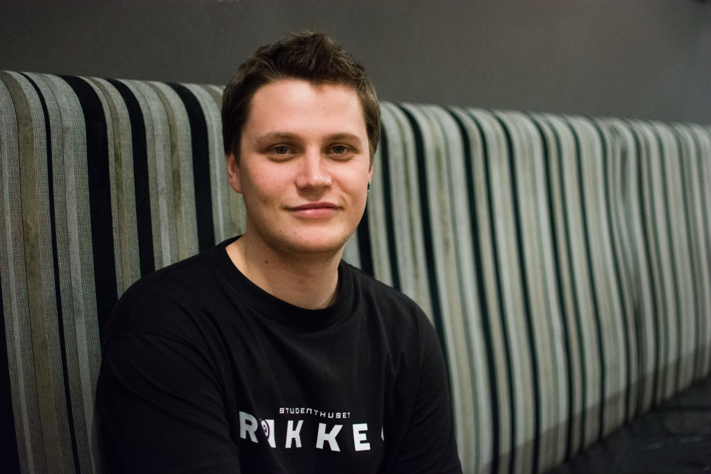 Vaktsjef Kristian Riis